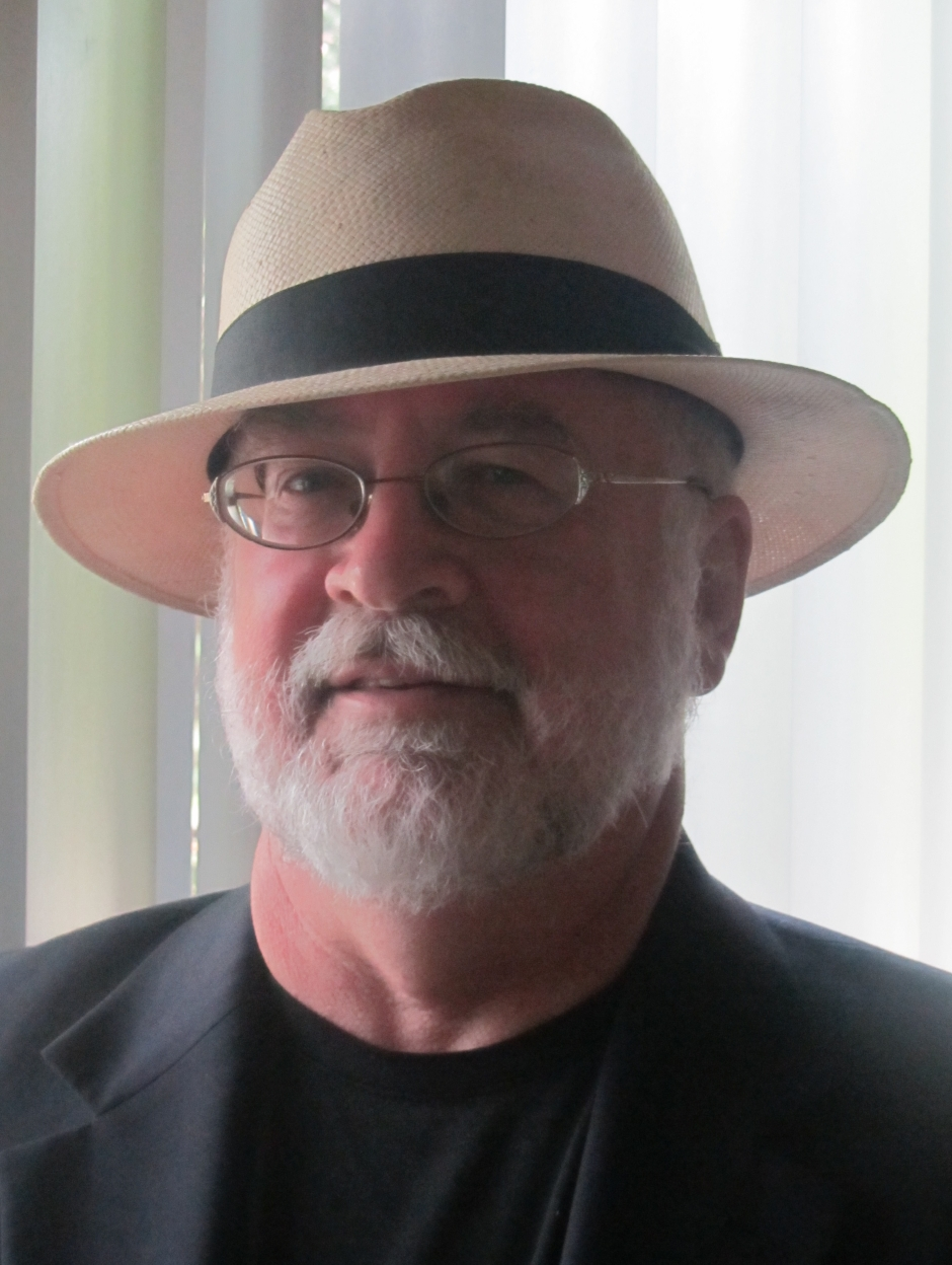 Author Bruce DeSilva