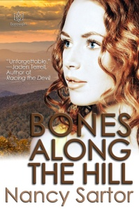 Bones Along the Hill Cover