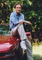 Author Philip Cioffari on Red Car