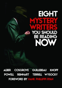 Book Cover for Eight Mystery Writers You Should Be Reading Now