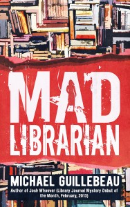 Book Cover for MAD LIBRARIAN