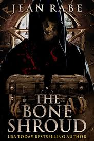 Cover of Jean Rabe's novel THE BONE SHROUD