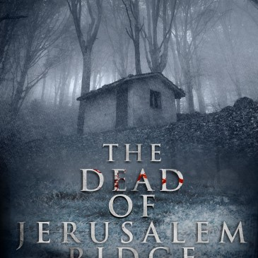 The cover of Jean Rabe's fourth Piper Blackwell mystery, The Dead of Jerusalem Ridge